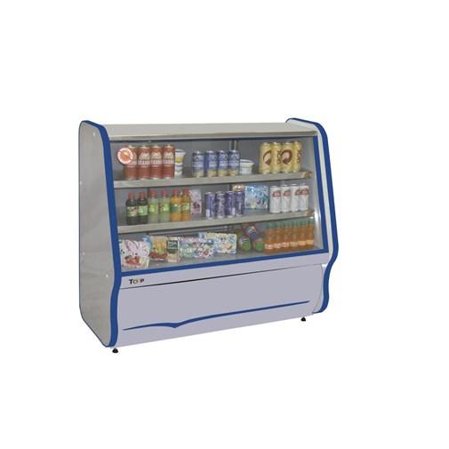 Balcão Refrigerado Inox - 220 V - Azul