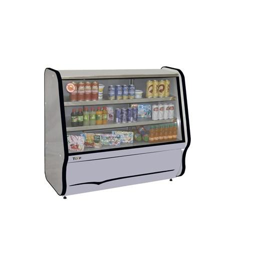 Balcão Refrigerado Inox