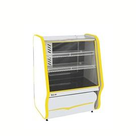 Balcão Refrigerado Para Tortas 127 V - Amarelo