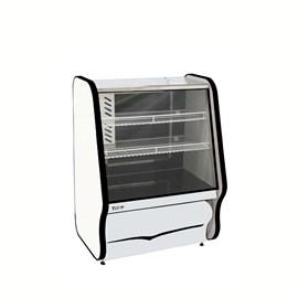 Balcão Refrigerado Para Tortas - 220 v - Preto