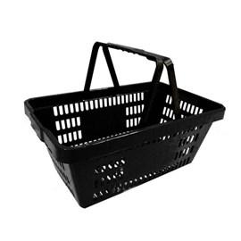 Cesta de Compras em Plástico