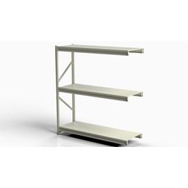 Mini Porta Pallet SLIM Módulo  Continuação 1,80 m P/200 KG COM BANDEJAS