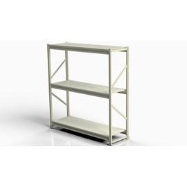 Mini Porta Pallet SLIM Módulo Inicial 1,80m  P/200 KG COM BANDEJAS