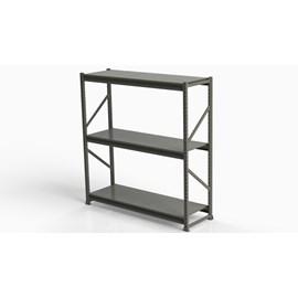 Mini Porta Pallet SLIM Módulo Inicial 1,80m P/200 KG COM VBANDEJAS