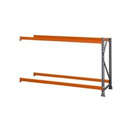 Porta Pallet Módulo Continuação 2,30x1,0x2,0m P/1200 Kg - 2  Pares de Longarina